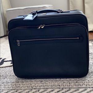 Louis Vuitton rolling briefcase